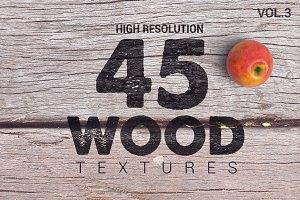Bundle Wood Textures Vol3 x45