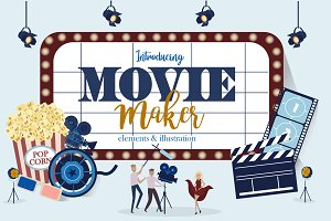 Movie maker collection