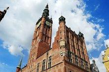 Gdansk City Hall, Poland