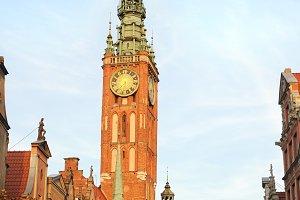 City Hall, Gdansk, Poland