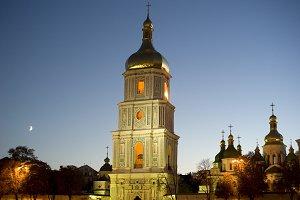St. Sofia Cathedral. Kiyv, Ukraine