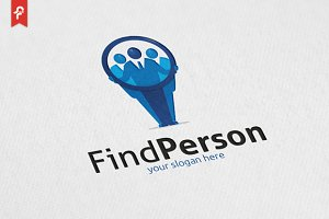 Find Person Logo