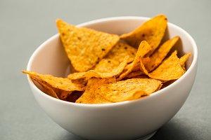 Nachos bowl