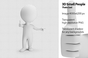 3D Small People - Thats Cool