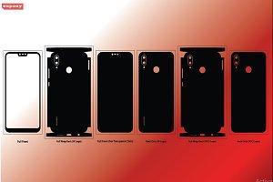 Huawei P20 lite Cut Files