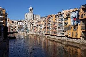 City of Girona Old Quarter