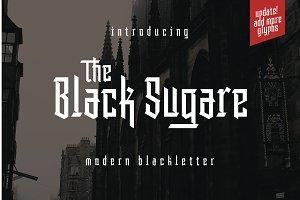 The Black Sugare [UPDATE]