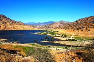 Lake Kaweah, California