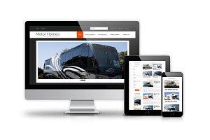 Motorhomes - Joomla Car Dealer theme