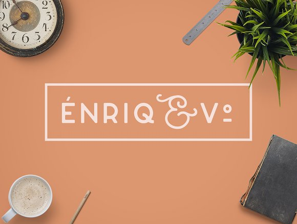 Retro Vintage Font Collection in Retro Fonts - product preview 24