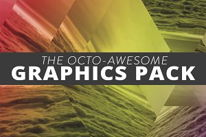 The Octo-Awesome Graphics Pack!