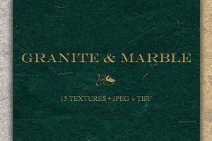Granite & Marble Textures
