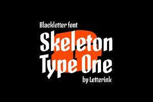Skeleton Type One  •  3 styles