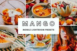Mango Mobile Lightroom Presets