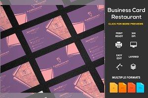 Business Card Restaurant