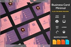 Business Card Minimal