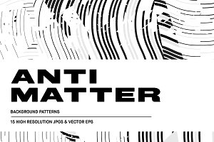 Anti Matter - Abtract Patterns