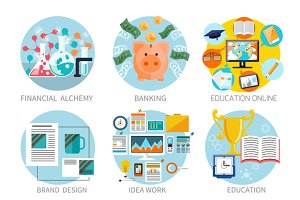 Financial Alchemy, Education