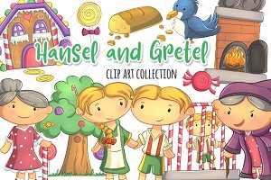 Hansel and Gretel Collection