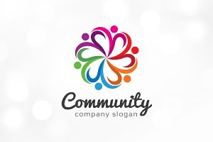Community Logo Template