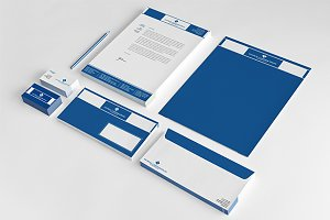 Global Corporation Stationary