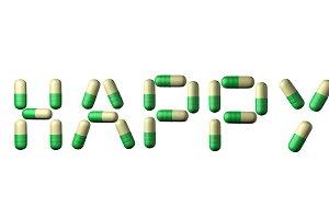happy inscription from depression pi