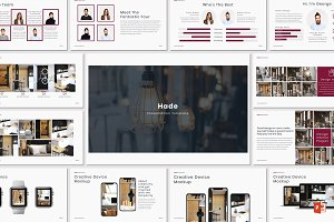 Hade - Powerpoint Template