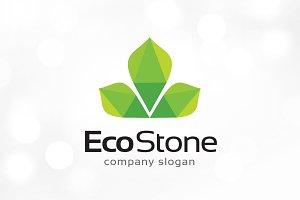 Stone Logo Template