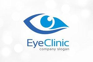 Eye Logo Template