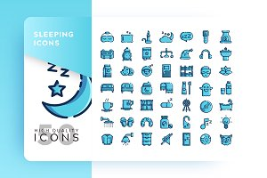 Sleeping Icon Packs