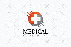 Medical Logo Template
