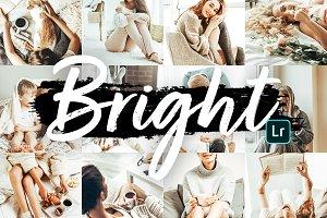 BRIGHT Mobile Lightroom Presets