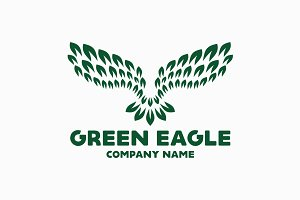 Green Eagle Logo