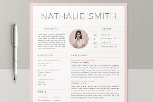 Resume Template / CV Resume Templat