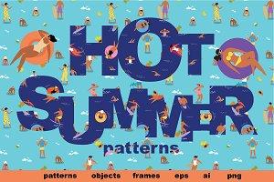 Hot Summer patterns