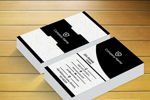 Modren Stylish Business Card
