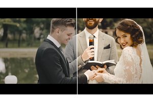 Wedding Color Presets (Premiere Pro)