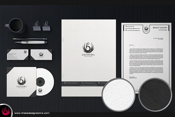 Stationery Templates Creative Market – Stationery Templates for Designers