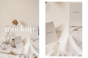 Modern Stationery Mockup | 5x7 Card