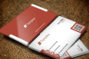 Opultiplex Business Card