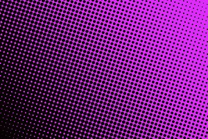 Background with black spots pink