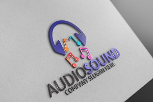 Audio Sound Logo