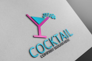 Cocktail Logo -30%off