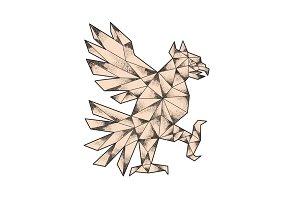 Cuauhtli Glifo Eagle Tattoo