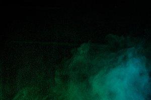 Green water vapor