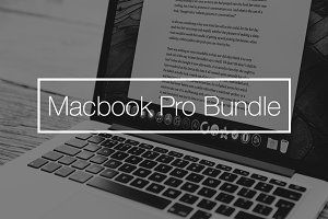 "Macbook Pro 13"" Bundle"