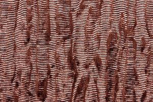 Brown shiny fabric textured vector