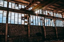 Old factory building by  in Industrial