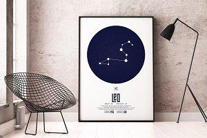 Zodiac - Print Set