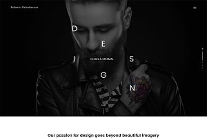 Digital Agency psd Template